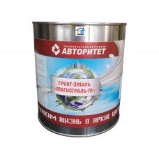 Грунт-эмаль ХВ-0278 серая Магистраль-М 2,7 кг.