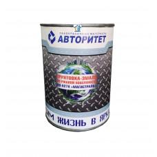 Грунт-эмаль ХВ-0278 серая Магистраль-М 0,9 кг.