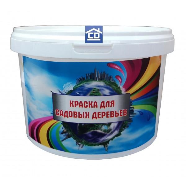 Садовая краска для деревьев Авторитет 3 кг.