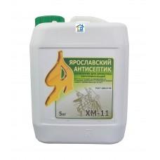 Антисептик ХМ-11 бурый Ярославский Антисептик 5 кг.