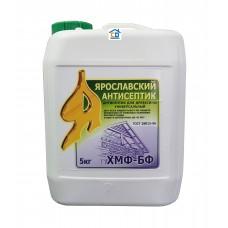 Антисептик ХМФ-БФ бурый Ярославский Антисептик 10 кг.