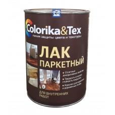 Лак для пола глянцевый Colorika&Tex 0,8 л.