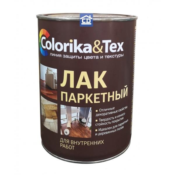 Лак для пола глянцевый Colorika&Tex 10 л.