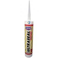 Герметик KRASS Ultraseal санитарный белый 260 мл.