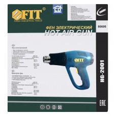 Электрический фен FIT (80606)