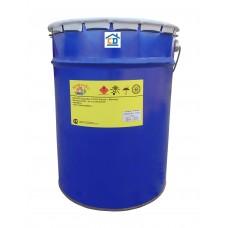 Эмаль для бетонных полов серая КраскаВо 25 кг.