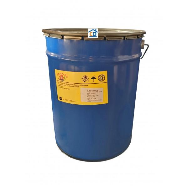Грунт-эмаль ХВ-0278 белая КраскаВо 25 кг.