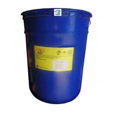Краска для разметки дорог АК-511 желтая КраскаВО 25 кг.