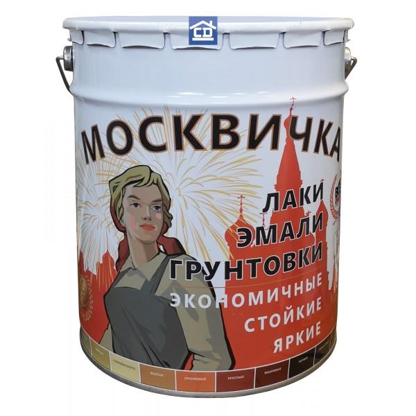 Грунт-эмаль 3 в 1 черная КраскаВо 20 кг.