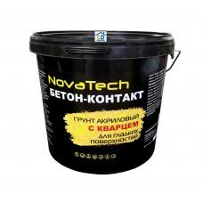 Грунт бетон-контакт NovaTech 15 кг.
