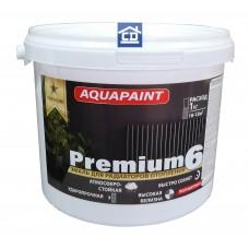 Краска для батарей Aquapaint полуматовая 1 кг.