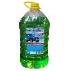 Жидкость стеклоомывающая зимняя Arctic Gleid 5 л.
