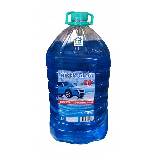 Жидкость стеклоомывающая зимняя Ice Drive 5 л.
