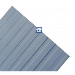 Профнастил серый 0,35 мм.