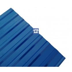 Профнастил синий RAL 5005 0,35 мм.