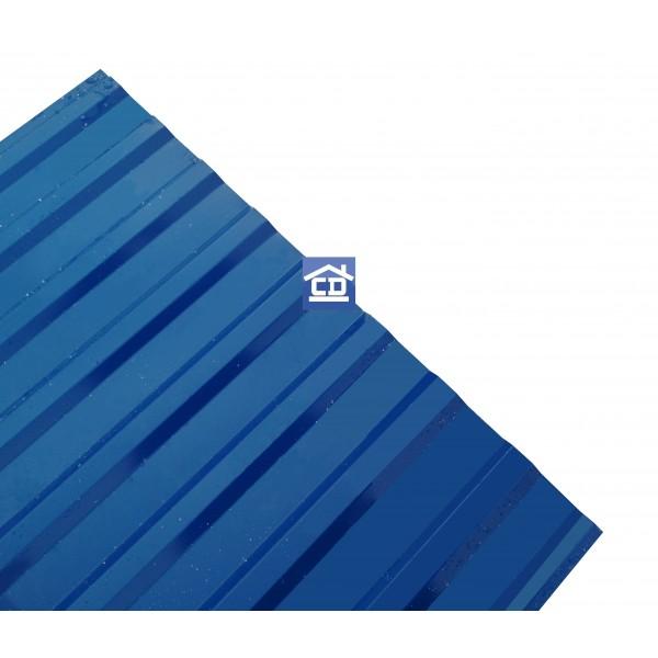 Профнастил синий RAL 5005