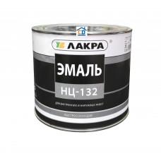 Эмаль НЦ-132 белая Лакра 1,7 кг.