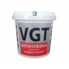 Шпатлевка акриловая универсальная VGT 1,0 кг.