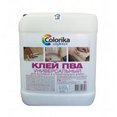 Клей ПВА универсальный Colorika aqua 5 кг.
